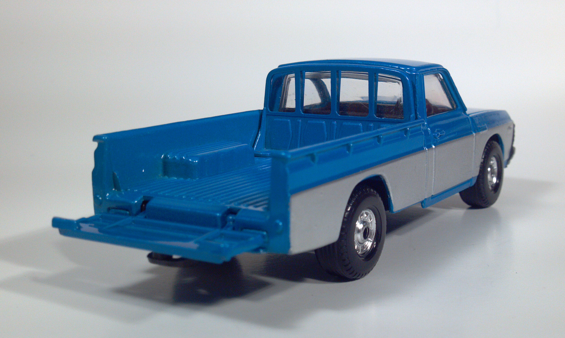 Diecast Toy Pickup Truck Scale Models 1948 Ford Short Bed Missing