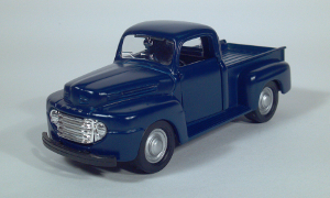 maisto 1948 1949 1950 ford f1 f2 pickup truck diecast 1:36 scale model toy
