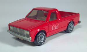 siku coca cola coke vw volkswagen caddy rabbit pickup truck die cast scale model toy