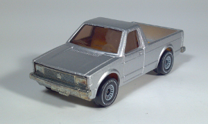 siku vw volkswagen caddy rabbit pickup truck die cast scale model toy