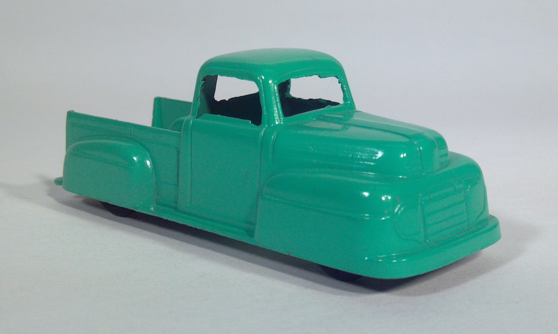 Post War Tootsietoy Diecast Toy Vehicles Scale Models Cars Trucks Ebay Ford Tractor 3600 Wiring Harness Notes This Model Is Available In Our Store F1 Pickup Truck