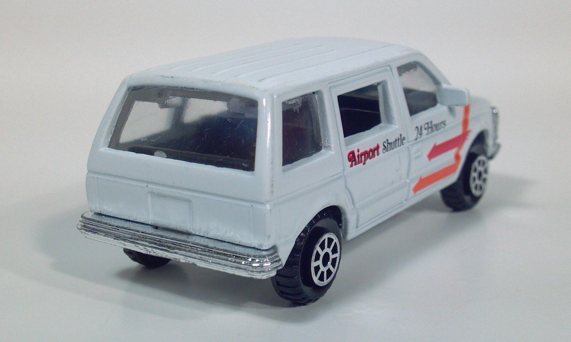 Road Champs Dodge Caravan Plymouth Voyager Van Diecast Scale Model Toy on 1999 Dodge Dakota Toy