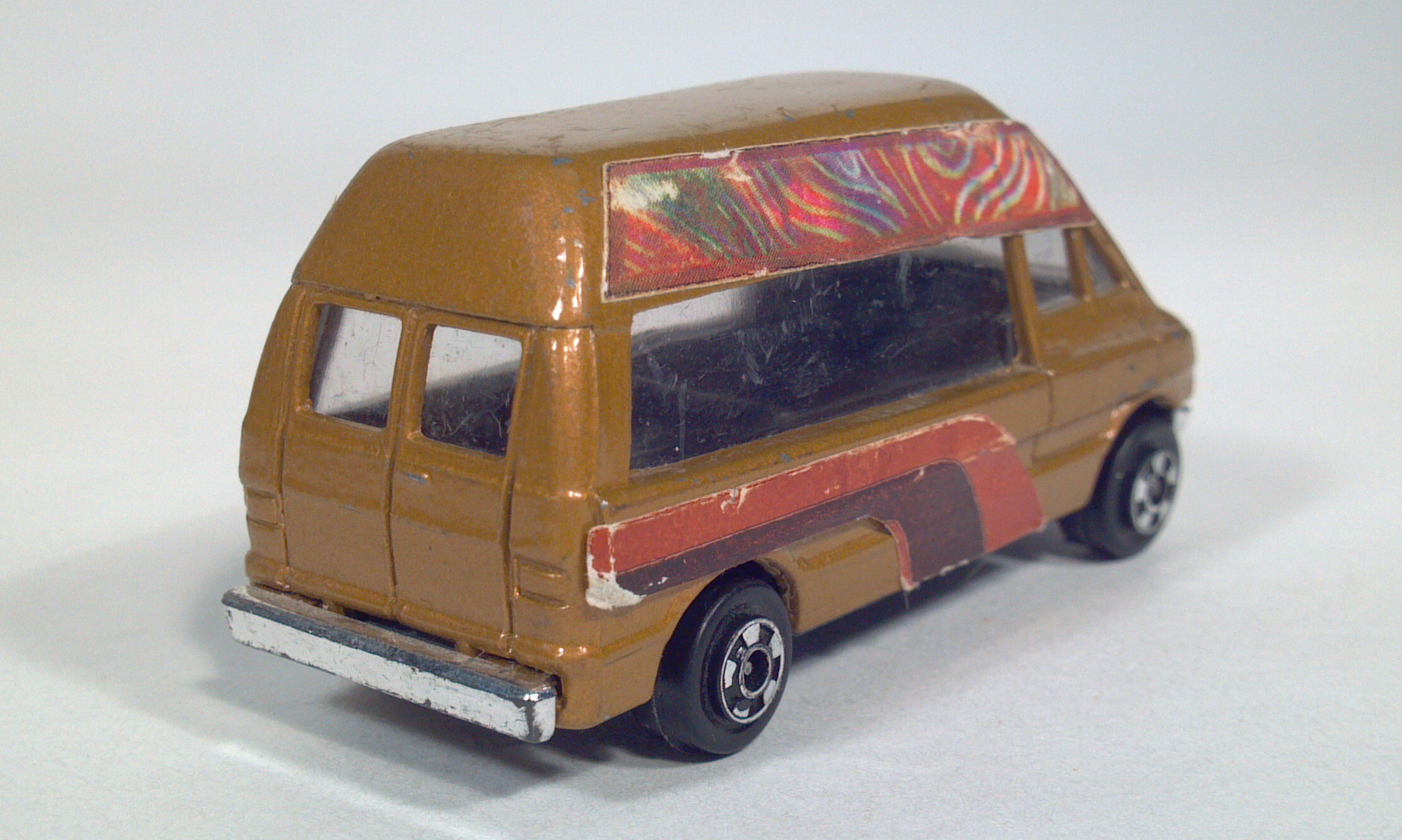 Diecast Toy Van Scale Models