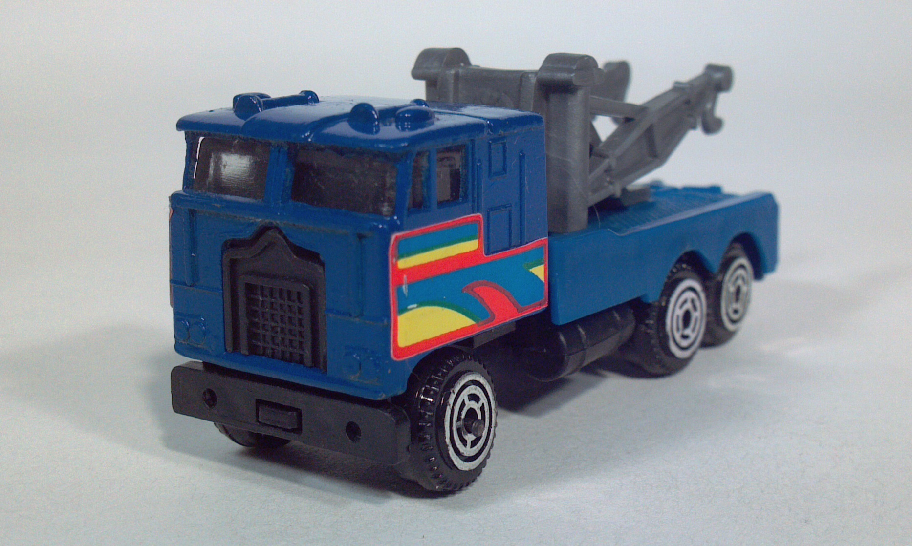Toy Tow Truck Model 58