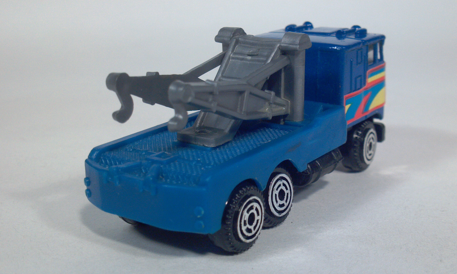 Toy Tow Truck Model 55