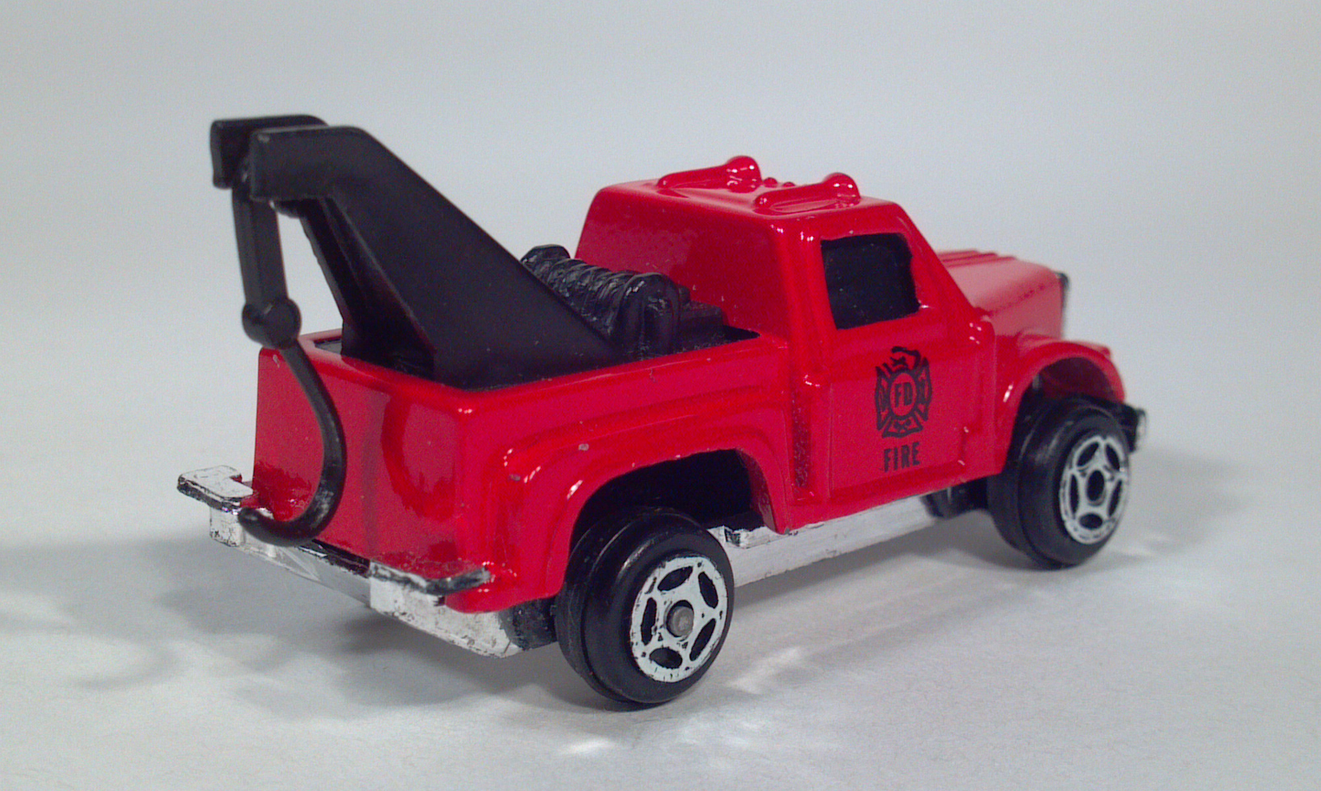 Toy Tow Truck Model 98