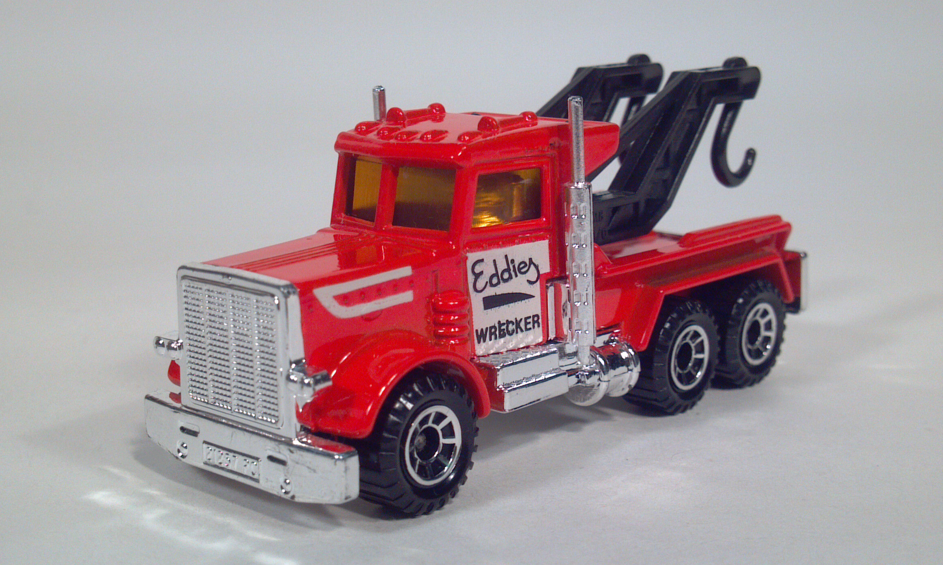 Toy Tow Truck Model 5