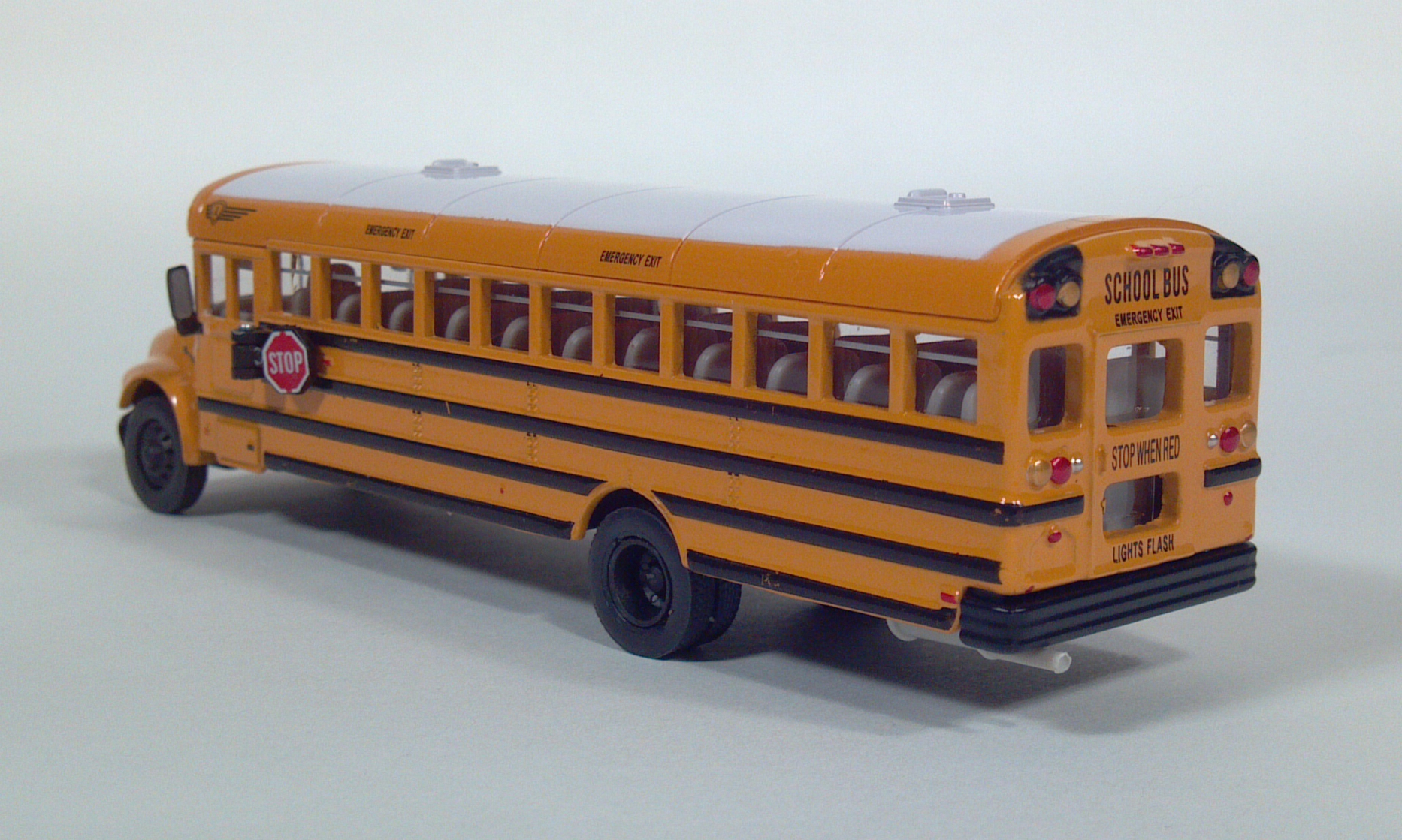 My Boley Scale Model Plastic & Diecast School Bus Collection