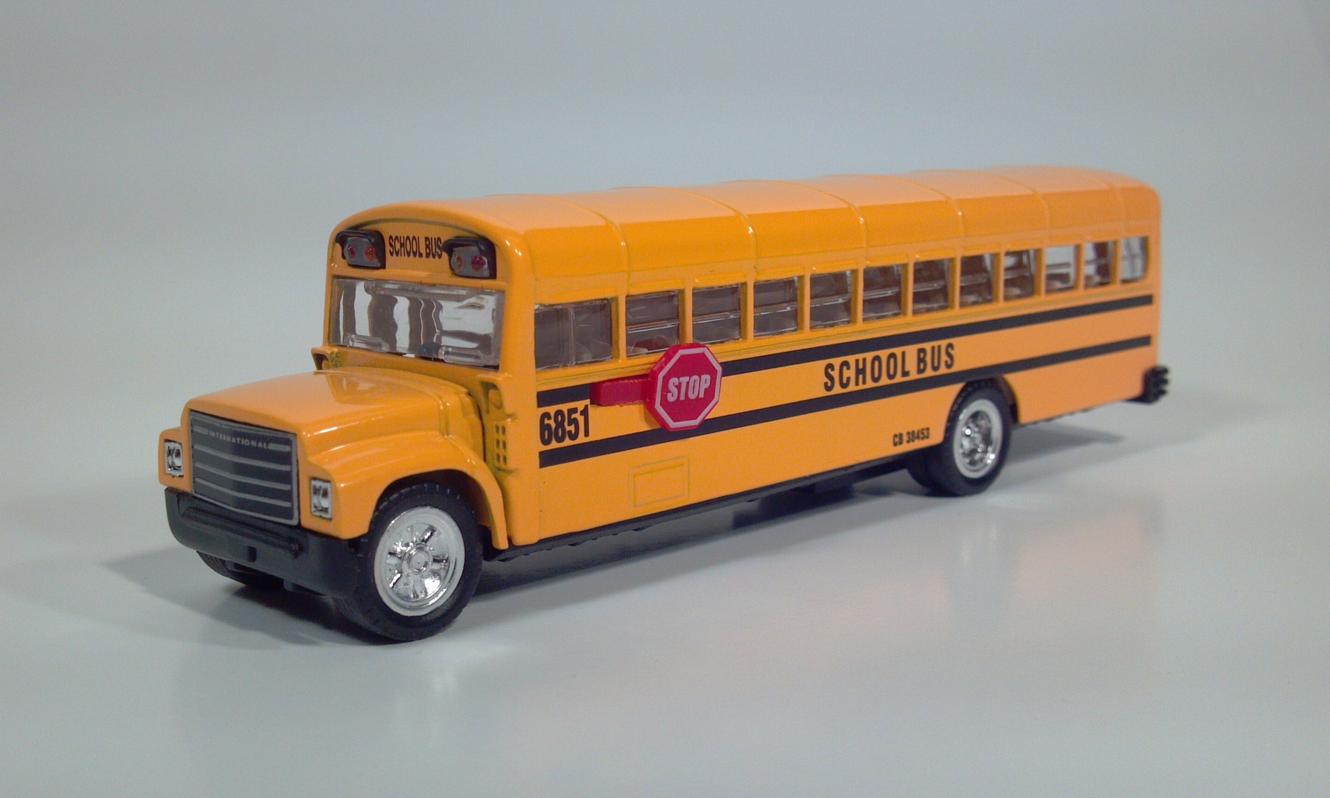 My Superior/Sunnyside Western Castle Diecast Scale Model Transit ...